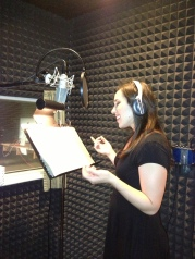 realtime casting voice actress