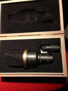 M930 voiceover mic
