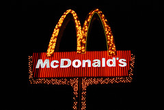 fastfood voiceover