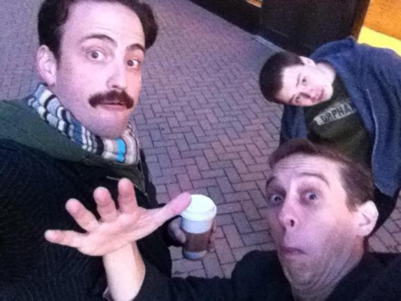 3 actors
