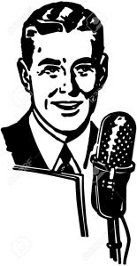 Radio-Announcer-Stock-Vector